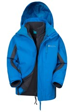 Cannonball 3 in 1 Kids Waterproof Jacket