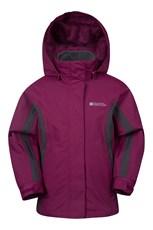 Lightning 3 in 1 Kids Waterproof Jacket