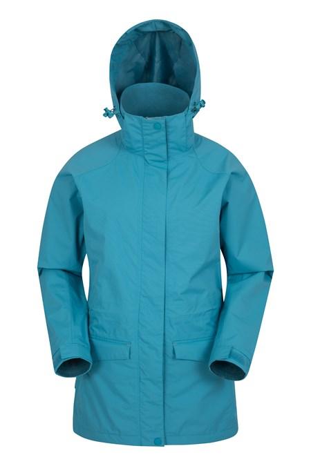 Glacier Extreme Womens Long Waterproof Jacket | Mountain Warehouse GB