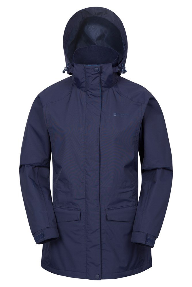 Womens Waterproof Jackets | Rain Jackets | Mountain Warehouse GB