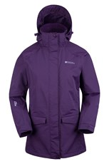 Glacier Extreme Womens Long Waterproof Jacket