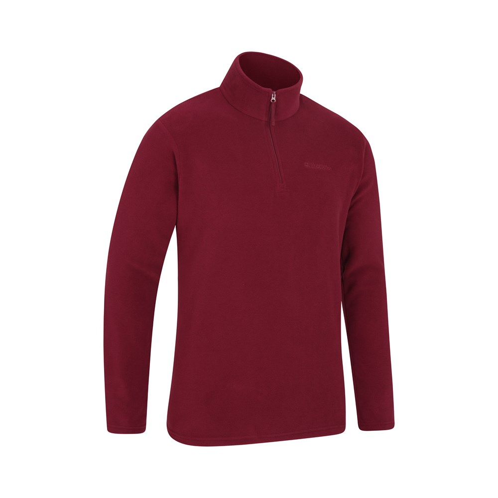 Mountain-Warehouse-Herren-Camber-Fleece-Pullover Indexbild 19
