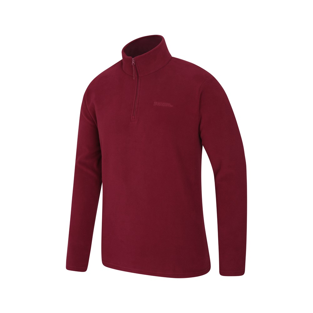Mountain-Warehouse-Herren-Camber-Fleece-Pullover Indexbild 20