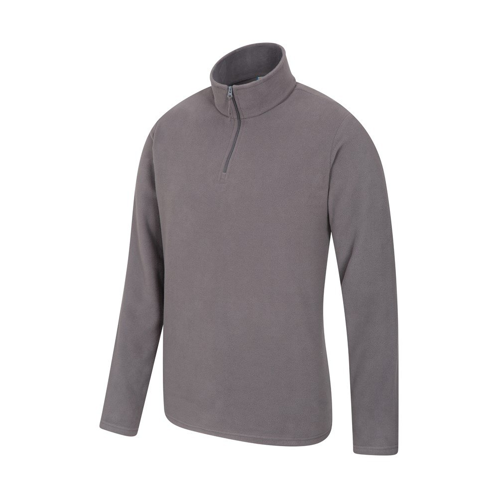 Mountain-Warehouse-Herren-Camber-Fleece-Pullover Indexbild 32