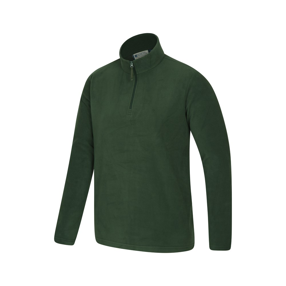 Mountain-Warehouse-Herren-Camber-Fleece-Pullover Indexbild 36
