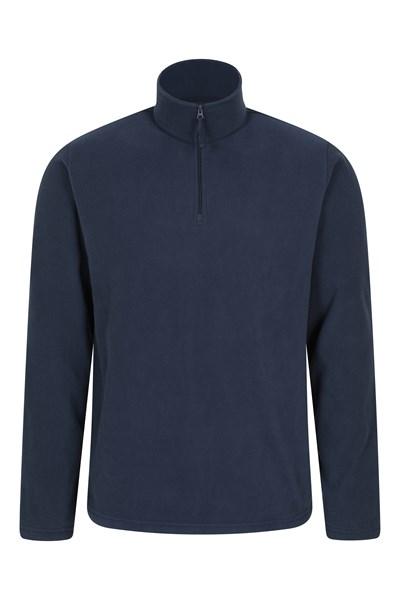 Mens Camber Fleece - Navy