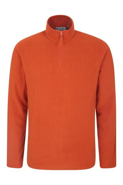 Mens Camber Fleece - Orange