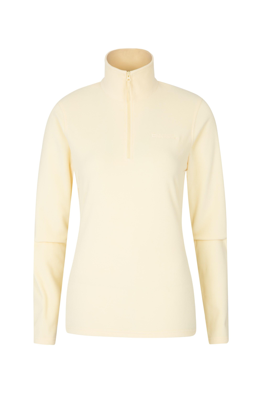 Camber Womens Fleece - Yellow