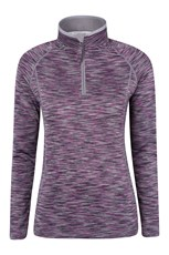 Chakra Womens Space Dye Midlayer