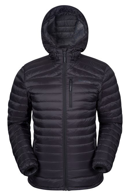 Henry Mens Down Padded Jacket | Mountain Warehouse GB