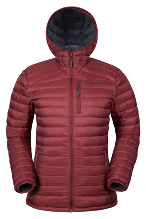 Henry Mens Down Padded Jacket