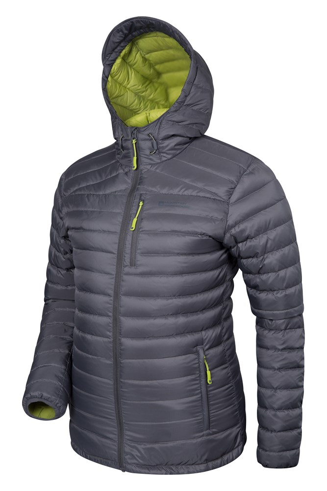 ae961097338 Henry Mens Down Padded Jacket | Mountain Warehouse GB