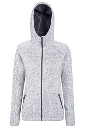 Nevis Womens Sherpa Lined Hoodie
