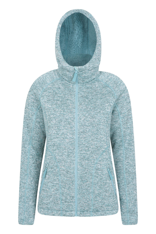 Mountain Warehouse Nevis Kinder-Fleece mit Halb-Rei/ßverschluss Seitentaschen Ferien Melange-Fleece-Sweatshirt ideal f/ür Winterreisen Pullover mit Kontrastgewebe