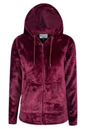 Snaggle Womens Hooded Fleece