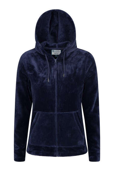 023351 SNAGGLE WOMENS HOODED FLEECE
