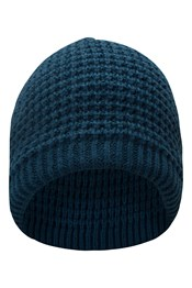 Charlie Lined Mens Beanie