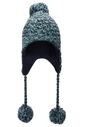 Macaroni Womens Knit Hat
