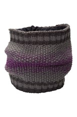 Patterned Knitted Neck Gaiter