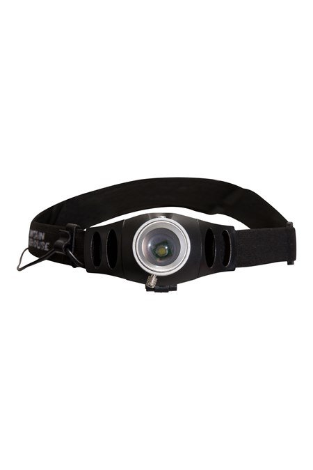 023427 ADJUSTABLE FOCUS HEAD TORCH