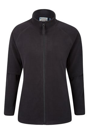 Raso Damen-Fleecejacke