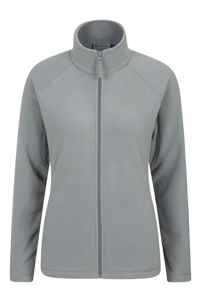 Raso Womens Fleece - Grey