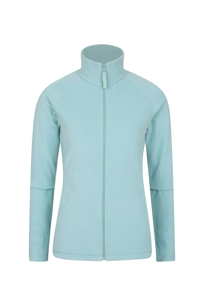 Raso Womens Fleece - Green