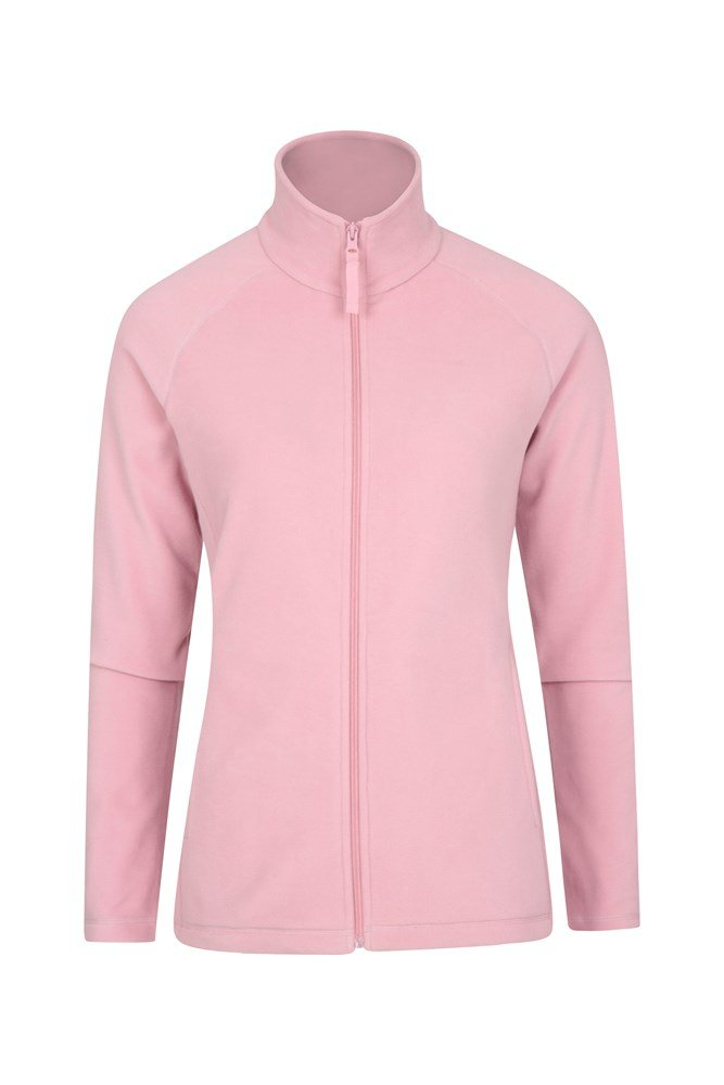 Raso Womens Fleece - Pink
