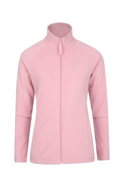 Raso Womens Fleece - Pink
