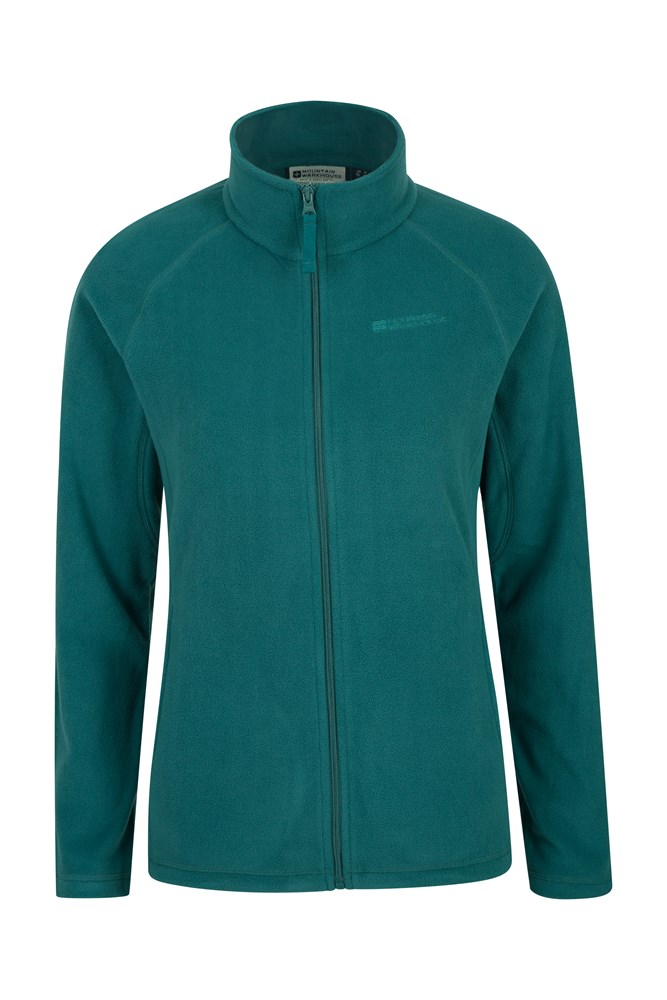 Raso Womens Fleece - Teal