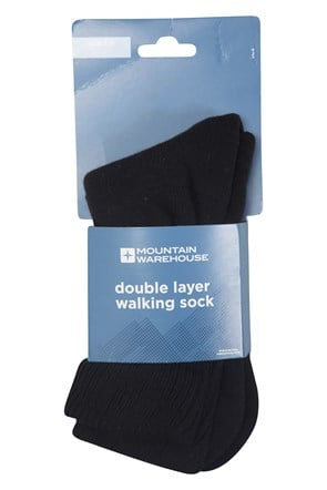 Double Layer Walking Socks