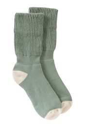 Double Layer Womens Walking Socks