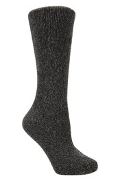 Lange Thermo-Damensocken