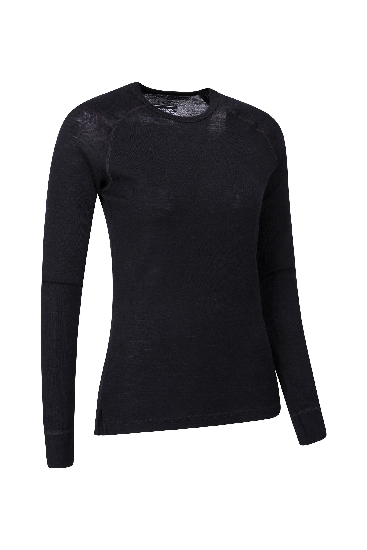 002fa9d0025d Womens Merino Wool Base Layers | Mountain Warehouse GB