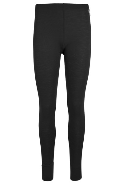 Merino Womens Pants - Black