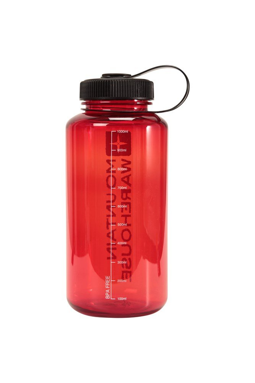 BPA Free Plastic Bottle - 1 Litre