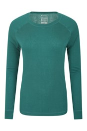 Talus Womens Long Sleeved Top