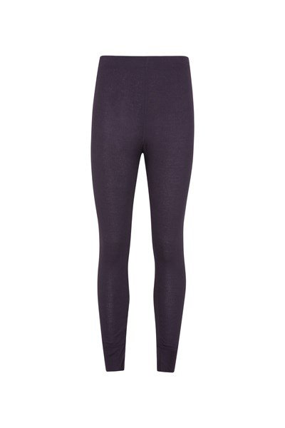 Talus Women Base Layer Pants - Black