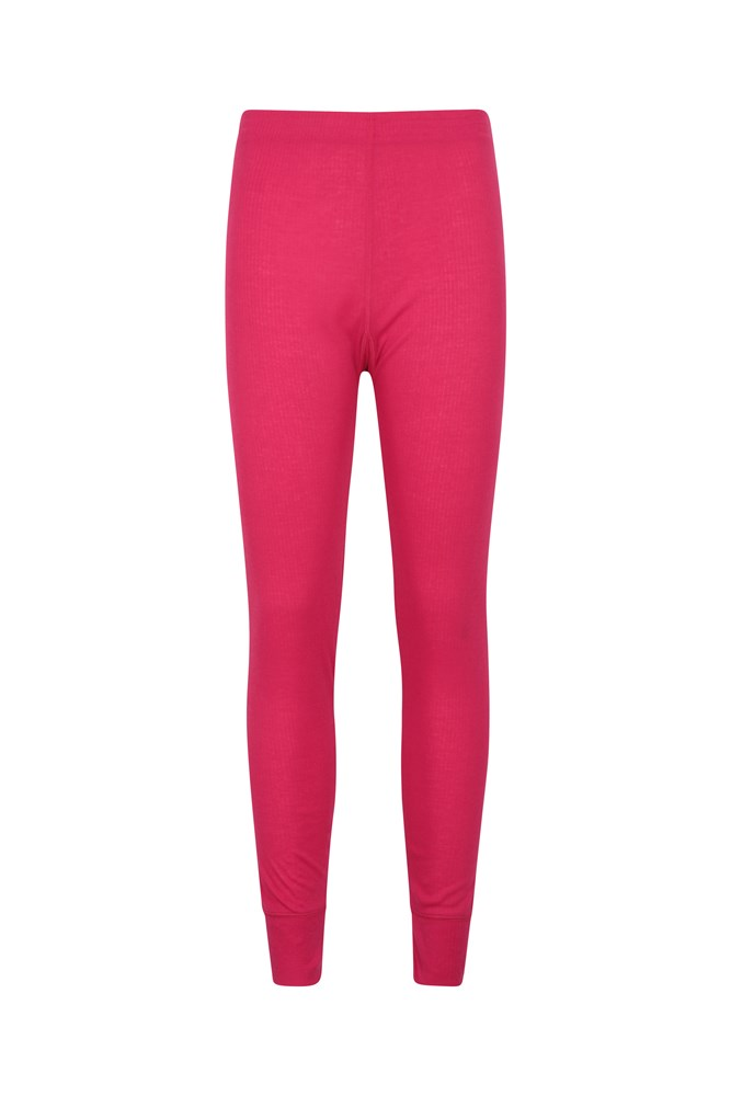 Talus Women Base Layer Pants – Pink