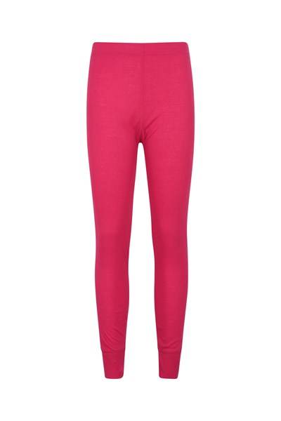 Talus Women Base Layer Pants - Pink