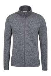 Idris Mens Full Zip Fleece