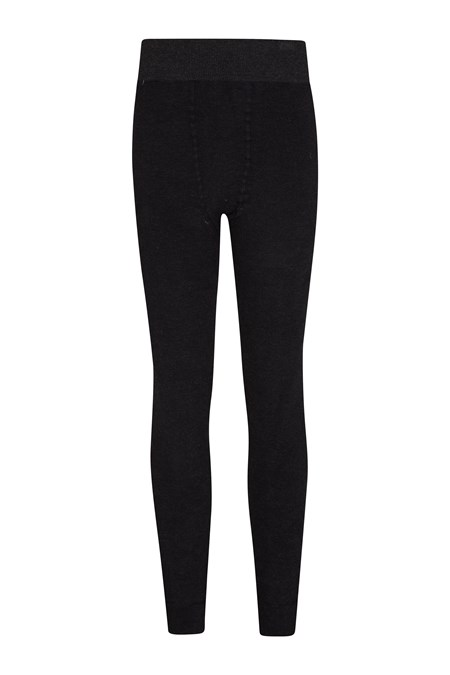 023648 WOMENS FLUFFY FLEECE LINED LEGGINGS