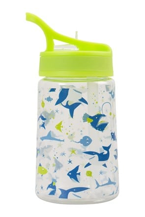 BPA-Free Printed Kids Bottle - 350 ml