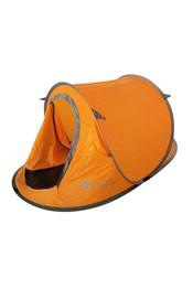 Pop-Up Single Skin 2 Man Tent