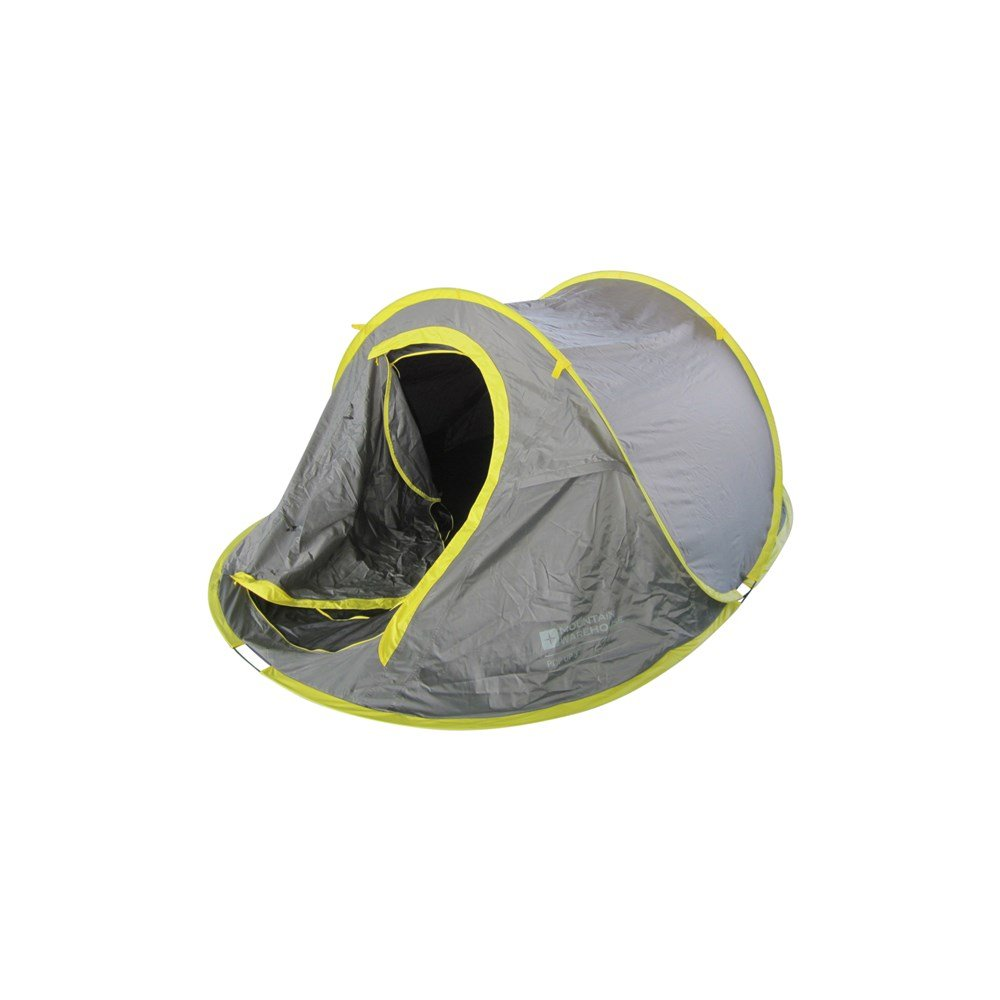 Mountain-Warehouse-3-Person-Pop-Up-Double-Skin-Tent-3-Man-Festival-Camping thumbnail 11