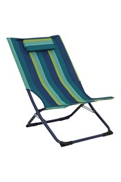 Lounger Chair - Patterned