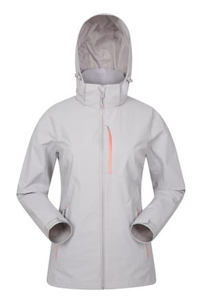Chaqueta Impermeable Mujer Rainforest