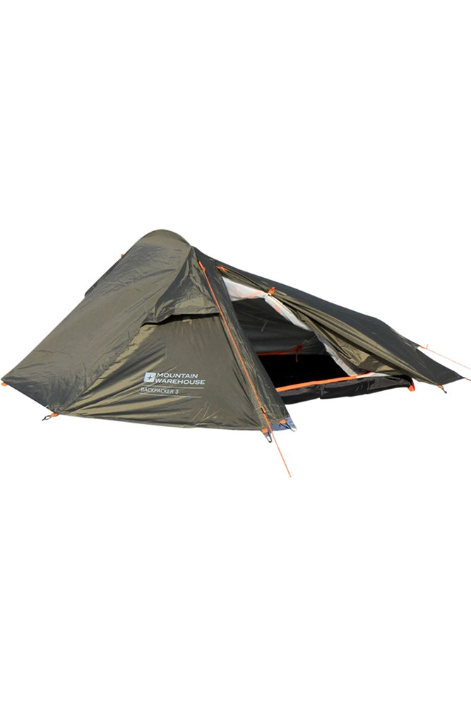 Mountain Warehouse Holiday 6 Homme Dôme Tente Grand abri Camping Couchage