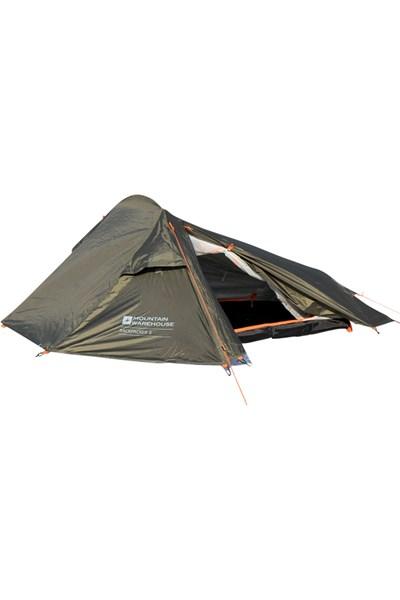 Backpacker 3 Man Tent - Green