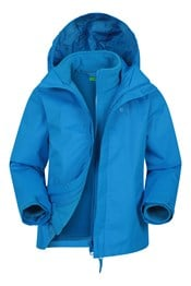 Fell Kids 3 in 1 Water Resistant Jacket